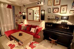 Decoration De Salon Cosy